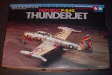 Tamiya 1:72 #60745 Republic F-84G Thunderjet War Bird Collection  New