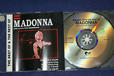 MADONNA AND OTTO VON WERNHERR ** THE BEST OF ** CD ALBUM