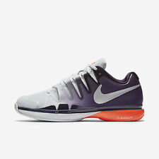 MEN'S NIKE ZOOM VAPOR 9.5 TOUR TENNIS SHOES SIZE 7 platinum silver 631458 005