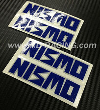 Nismo LM2 Wheel Spoke Stickers Decals Alloy Rims GTR Silvia 350Z FREE SHIPPING