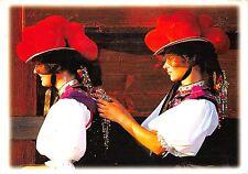 B35422 Romantischer Schwarzwald Bollenhuttrachter types folklore   germany