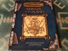 Manual Of The Planes (2001) ~ D&D Dungeons & Dragons Players Handbook 3.0/3.5