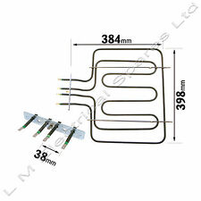 2800W Oven Dual Grill Element For Ariston TC720(SS) DOV317/1(SS) Cookers