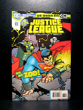COMICS: DC: Justice League Unlimited #34 (2007) - RARE (figure/batman/flash)