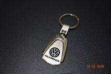 Volkswagen Stainless Embossed Key Ring Chain Polo Golf GTI R Jetta Passat Tiguan