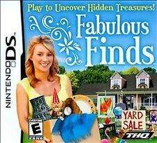 Fabulous Finds - Nintendo DS Game Complete