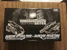 Transformers Optimus Prime & Megatron lot - Takara Darkside, Battle, SE-01/02