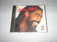 BARRY WHITE CD GERMANY THE RIGHT NIGHT