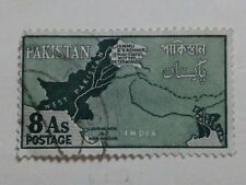 Pakistan Stamp - 8 As