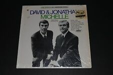 David & Jonathan Michelle - Capitol Records ST 2473 - FAST SHIPPING!!