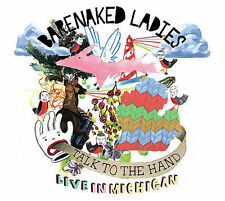 Barenaked Ladies-Talk to the Hand: Live in Michigan CD NEW