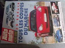 $$ Revue action Auto moto HS N°15 35 essais tous les coupes du marche