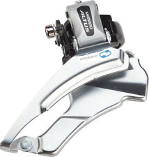 NEW Shimano Altus M313 7/8-Speed Triple Down-Swing Dual-Pull Front Derailleur