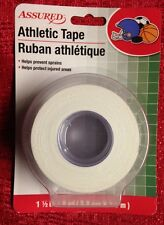 Sports Athletic Adhesive Tape 1.5 inches x 8 yards Medical New
