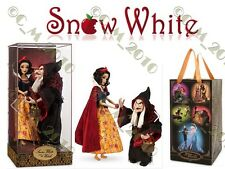 Disney Snow White and The Hag Fairytale Designer Heroes vs Villains Doll Set LE