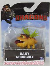 Baby Gronckle - Drachenzähmen leicht gemacht - Dragons 2 - Berk - Mini Dragon