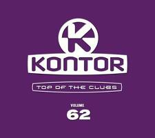 Various - Kontor Top of the Clubs Vol.62 - CD