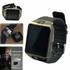 Wireless Touch Screen Bluetooth Smart Watch Phone For Android Samsung Note 5 4 3