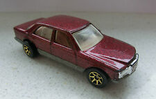 HOT WHEELS - MERCEDES 380 SEL