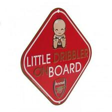 Arsenal Football Club Metal Little Dribbler On Board Hang Up AFC Gunners Gooners