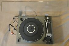 RARE! Pioneer PL-115D Automatic Return Turntable Made in Japan READ!