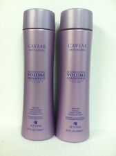 ALTERNA CAVIAR ANTI-AGING  VOLUME SHAMPOO/CONDITIONER  8 OZ DUO