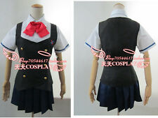 Another Misaki Mei Anime School Girl Uniform Cosplay Costume K002
