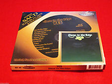 YES - Close to the Edge (SACD) UNNUMBERED EDITION - Audio Fidelity CD Sealed