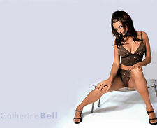 CATHERINE BELL 8x10 PHOTO PICTURE HOT SEXY CANDID 2