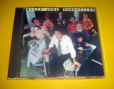 "CD "" BILLY JOEL - TURNSTILES "" 8 SONGS (SAY GOODBYE TO HOLLYWOOD)"