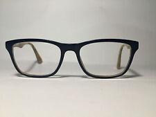 Ray Ban RB 5279 5131 53[]18 145 Blau Eckig Brillengestell Brille frame lunette