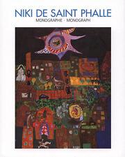 NIKI DE SAINT PHALLE Monographie et Catalogue raisonné 1949-2000- B