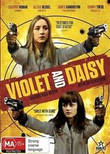 Violet & Daisy DVD Movie BRAND NEW SEALED NEW RELEASE ACTION COMEDY R4