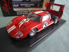 DV5199 BANG FORD GT 40 LE MANS 1966 #3 Ref 7082 1/43 TBE BOX