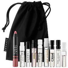 NEW Mist Me Kiss Me Set 8 Scents & NARS Mini SATIN Lip Pencil Clean Gucci Chloe