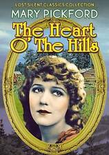PICKFORD,MARY-HEART OF THE HILLS  DVD NEW