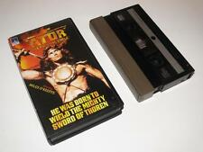 V2000 / Video 2000 ~ Ator: The Fighting Eagle ~ Thorn EMI ~ Pre-Cert ~ NOT VHS