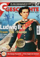 G Geschichte mit Pfiff 4/11  Ludwig II.