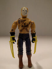 Street Fighter 1993 GI Joe Vega 3.75 Figure - Hasbro