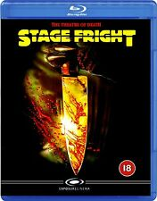 STAGE FRIGHT - 2 DISC BLU-RAY - UNCUT - LIMITED EDITION  - MICHELE SOAVI