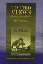 Limited Views: Essays on Ideas and Letters (Harvard-Yenching Institute Monograph