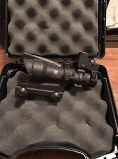 Trijicon TA31F-RMR Rifle Scope Dual Illuminated Red Chevron ACOG RM01 RMR