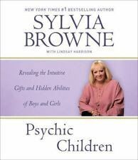 Psychic Children by Sylvia Browne Audio Book Abridged 4 CD's New