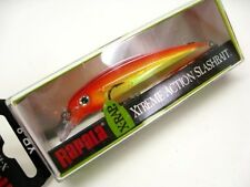RAPALA XR-8 Hot Head X-RAP 08 Slashbait Action Suspending Fishing Lure! XR08-HH