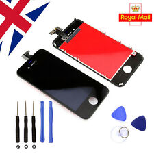 For Apple iPhone 4 LCD Screen and Digitizer Full Assembly Glass Replacement kit