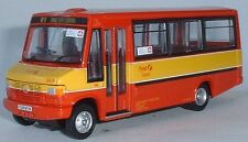 EFE 24902 PLAXTON MINIBUS FIRST CAPITAL CITYBUS 1/76 Scale = 00 Gauge New T48 Po