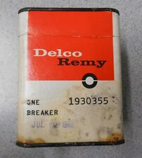 Delco Remy Breaker NOS in box Part number 1930355 dated July 1962