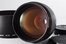 Mint+++++ Canon New FD 85mm f/1.2 L from japan #28