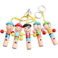 Kinder Holzspielzeug Lernspielzeug Tier Flöte Pfeifen Baby Spielzeug Niedlich