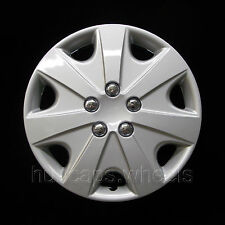 Honda Accord 2003-2004 Hubcap - Premium Replacement 15-inch Wheel Cover - Silver